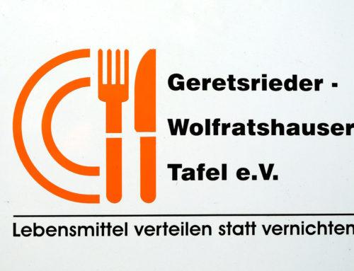 Die Pflegezentrale ist neuer Partner der Geretsrieder und Wolfratshauser Tafel