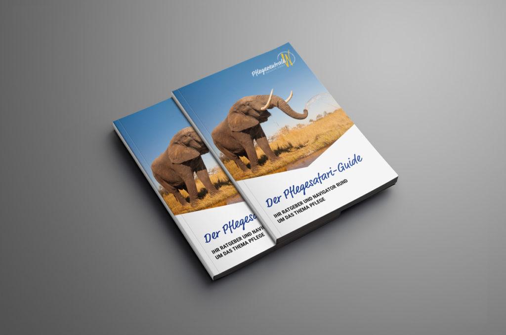 Pflegesafari-Broschüre