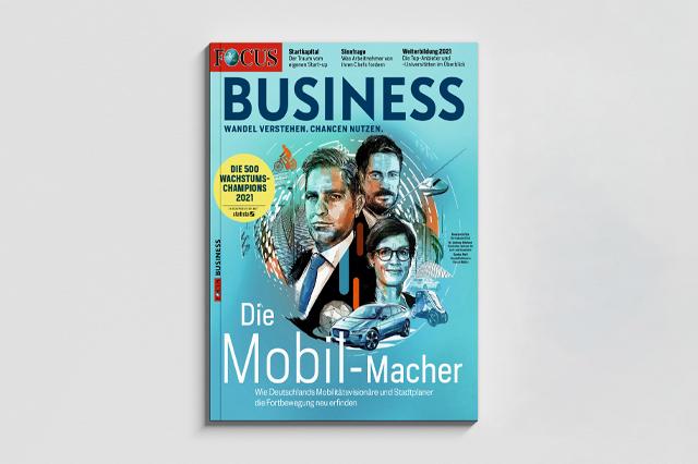 Focus Business Titel